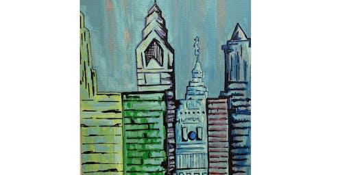 Philadelphia Paint Night