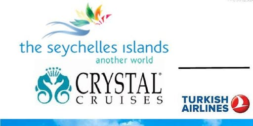 The Seychelles Island & Crystal Cruises Dinner Seminar