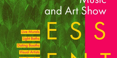 Essential Music and Art Show - BOS tickets