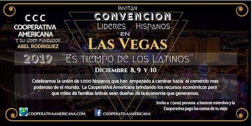Convención Lideres Hispanos en Las Vegas