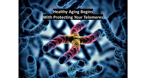 Telomeres at Forever Fitness Booth: YLP Health Fair