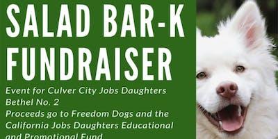 Salad Bar'K Fundraiser