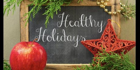 Healthy Holidays tickets