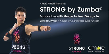 Amore Fitness: STRONG by Zumba® Masterclass tickets