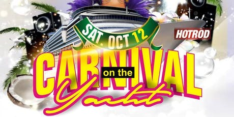 10/13  CARNIVAL ON THE YACHT COLUMBUS WEEKEND NYC  @ ART GALLERY YACHT  tickets