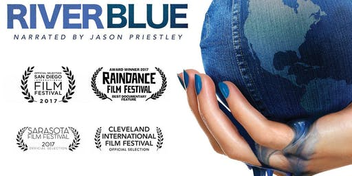 RIVERBLUE screening - Conscious Movies Mondays