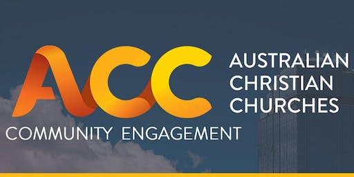 Community Engagement Reception