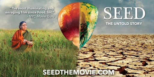 SEED screening - Conscious Movies Mondays