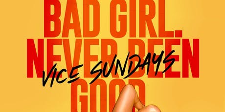 VICE SUNDAYS @ EXCHANGE NIGHTCLUB tickets