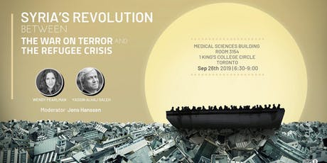 "Syria: Revolution between the ""War on Terror"" and the ""Refugee Crisis"" tickets"