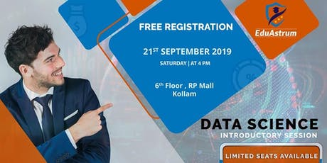Data Science Introductory Session tickets