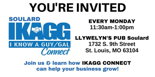 Soulard IKAGG CONNECT Weekly Meeting