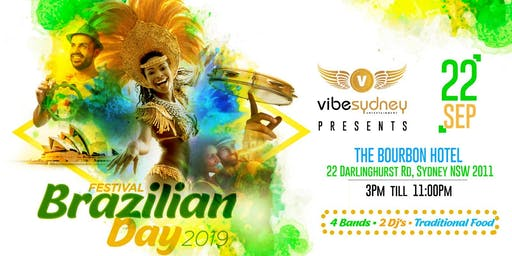 Brazilian Day Sydney 2019
