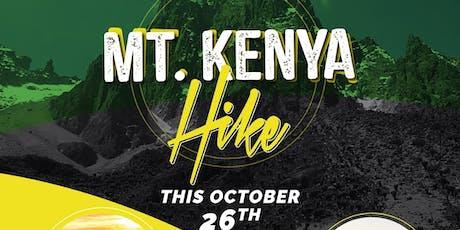 Mt Kenya Hike  tickets
