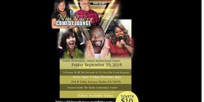 All Star FRIDAY NIGHT LIVE COMEDY SHOW -NitaRae's Comedy Lounge