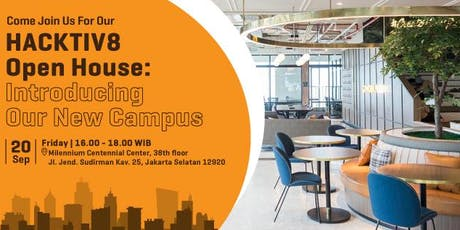 HACKTIV8 New Campus Open House tickets