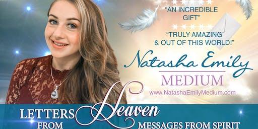 Letters from Heaven with Natasha Emily Medium