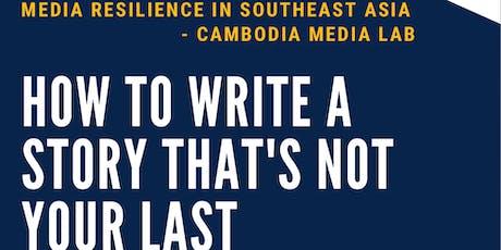 Cambodia Media Lab tickets