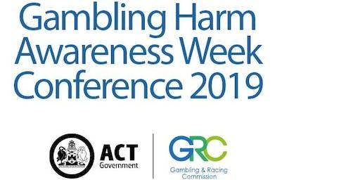 Gambling Harm Awareness Week Conference 2019