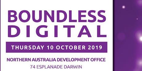 Boundless Digital Forum tickets
