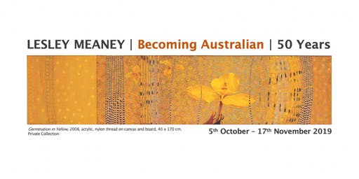 LESLEY MEANEY  |  Becoming Australian  |  50 Years