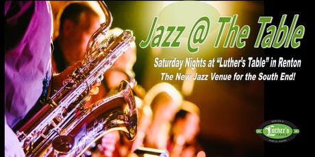 Jazz at the table tickets