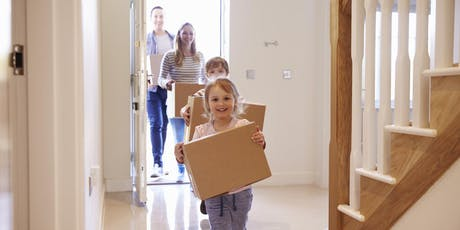 An ADF families event: Relocation information seminar, Hunter tickets