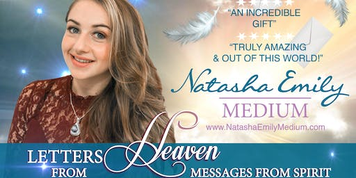 Letters from Heaven with Natasha Emily Medium