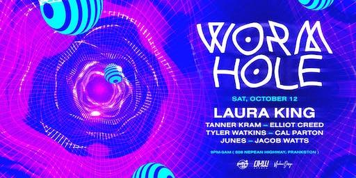 Wormhole ✜ Laura King