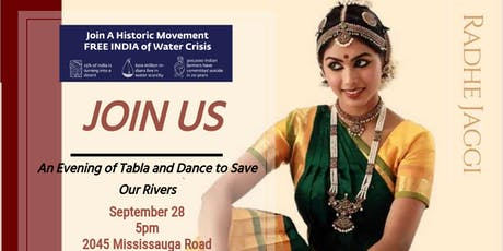 An Evening of Dance to Save Our Rivers tickets