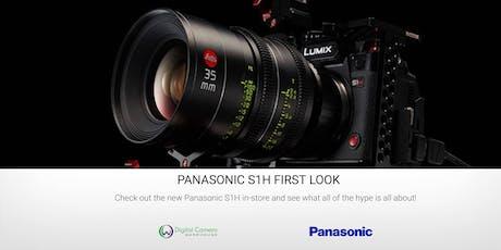 Panasonic S1H First Look - 28/09/2019 - Brisbane tickets