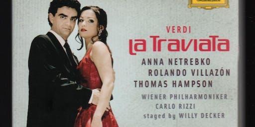 Italian Opera Night Wine Tasting: La Traviata
