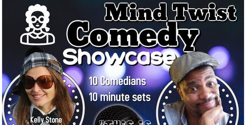 Mind Twist Comedy Showcase 10/19