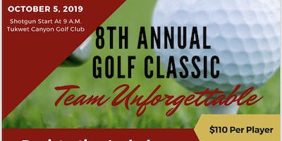 8th annual Team Unforgettable Golf Classic benefiting The American Cancer S