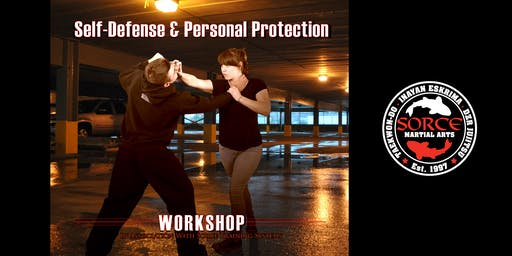 Self Defense and Personal Protection Workshop