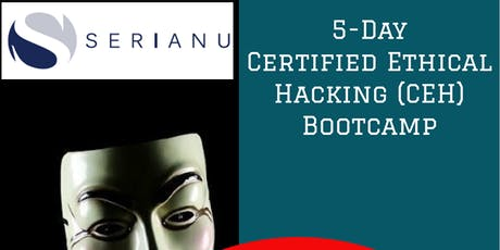 Certified Ethical Hacking (CEH) Bootcamp tickets