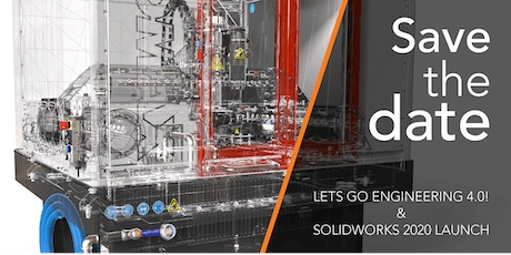ENGINEERING 4.0 & The SOLIDWORKS 2020 LAUNCH - Canberra tickets