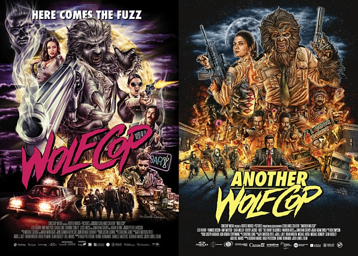 WolfCop + Another WolfCop image