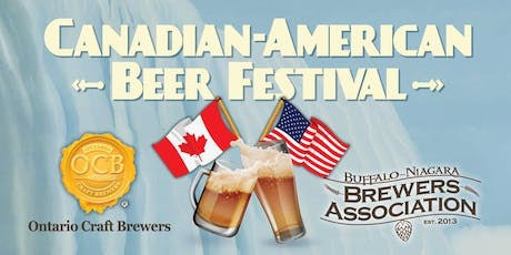 Canadian American Beer Festival tickets
