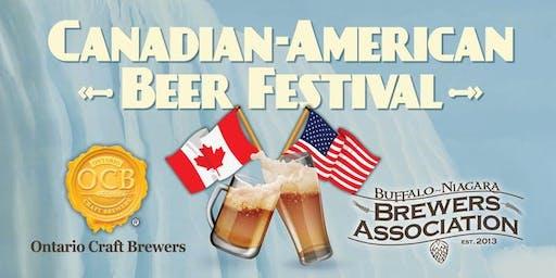 Canadian American Beer Festival