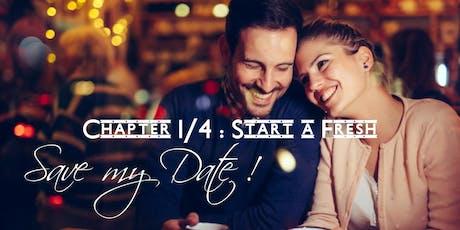 Love Amplifier - Chapter 1/4 - Start A Fresh tickets