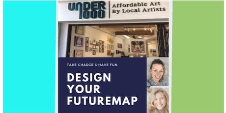 Design Your Amazing FutureMap tickets