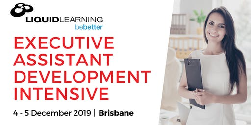 Executive Assistant Development Intensive - Brisbane