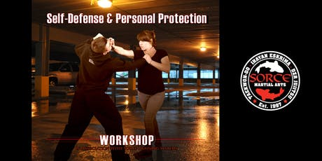 Self Defense and Personal Protection Workshop tickets