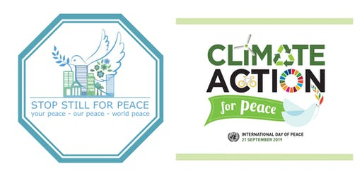 UN International Day of Peace - Stop Sill for Peace