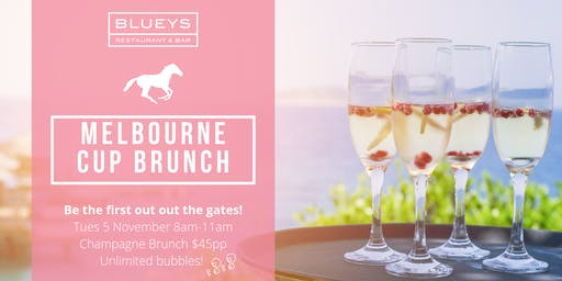 Melbourne Cup Champagne Brunch