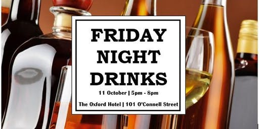 Friday Night Drinks Fundraiser