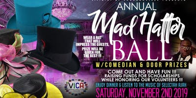 Annual Mad Hatter Charity Dinner