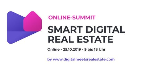 PropTech Online-Summit & Partys thenextlevel by Digitalmeetsrealestate.com tickets