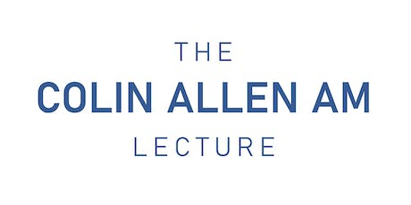 The Colin Allen AM Lecture tickets